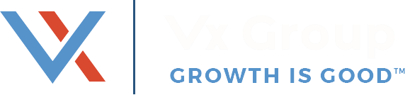Vx Group – Growth is Good Logo
